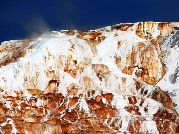 Yellowstone-deposits