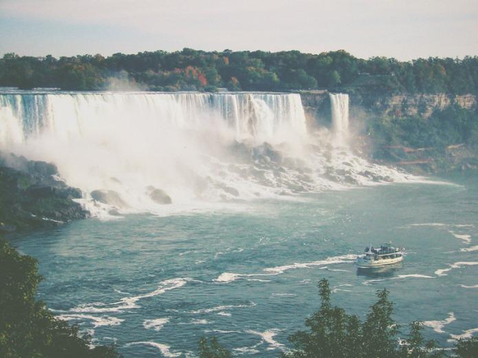 Niagara-mist