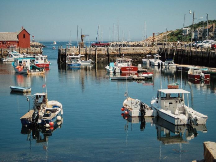 Rockport-harbor