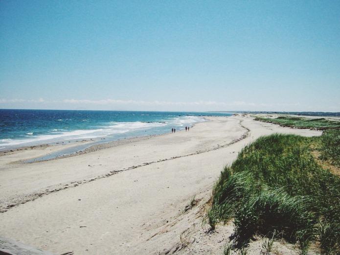 Sandwich-beach