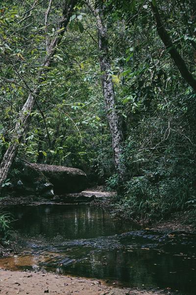 Kbal-Spean-river