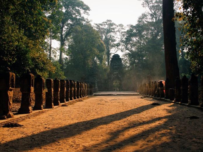 Siem-Reap-road
