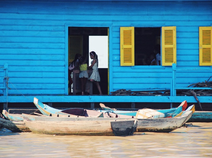 Tonle-Sap-house