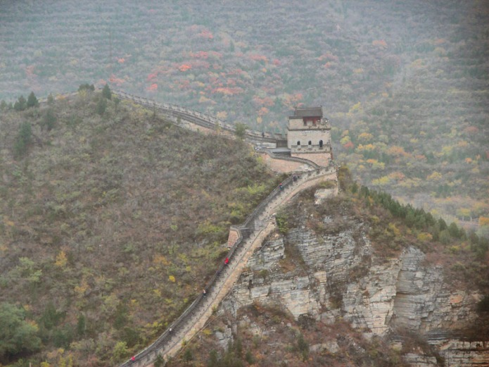 Great-Wall-tower