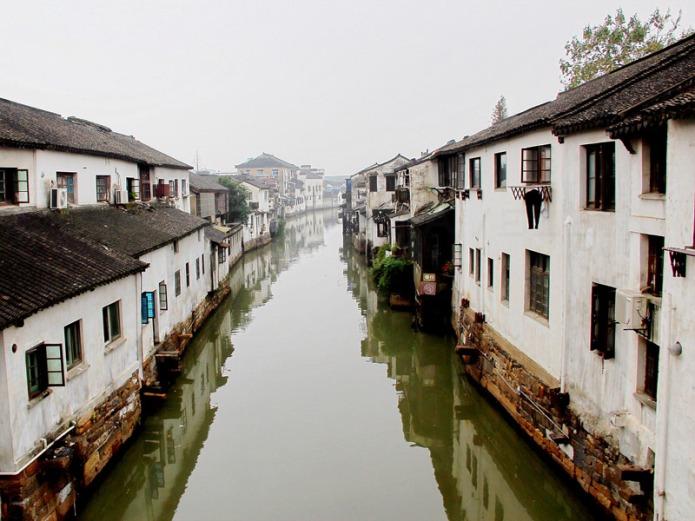 Suzhou-canal