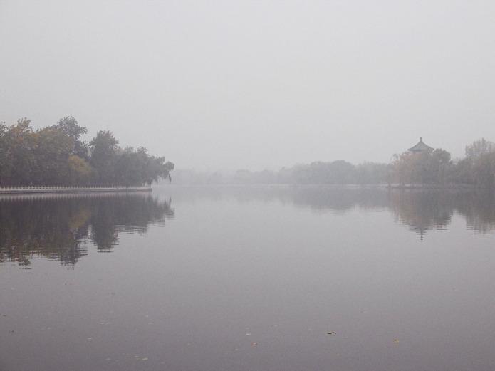 Suzhou-fog