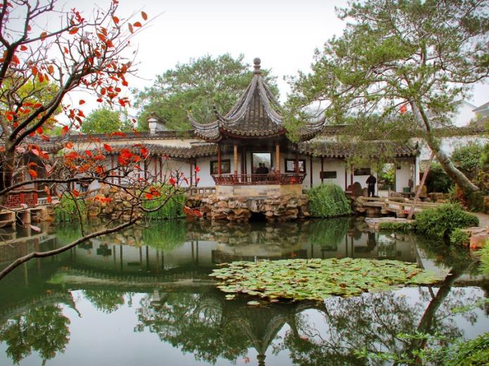 Suzhou-garden