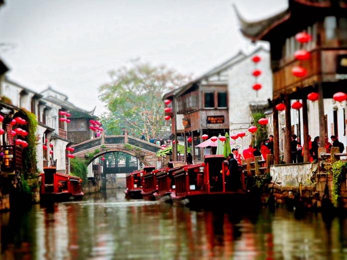 Suzhou-lanterns
