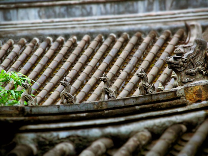 Suzhou-roof