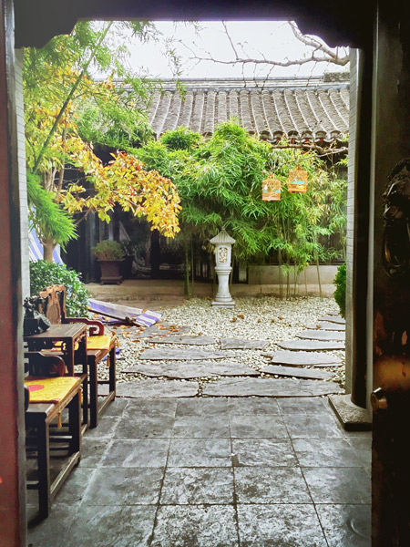 Beijing-hutong
