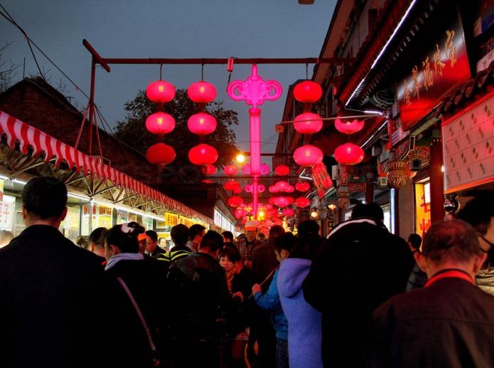 Shanghai-market