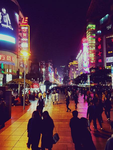 Shanghai-silhouette
