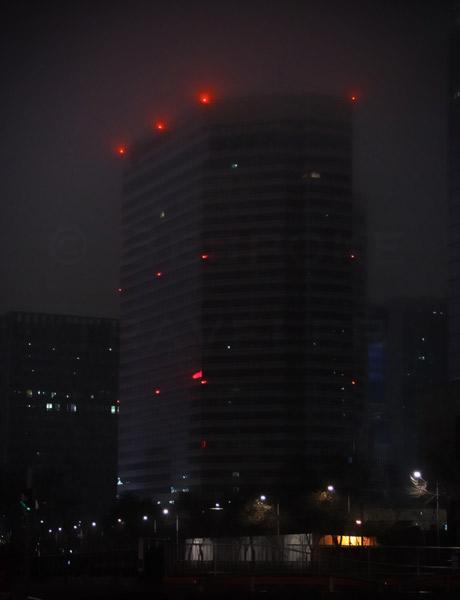 Seoul-fog