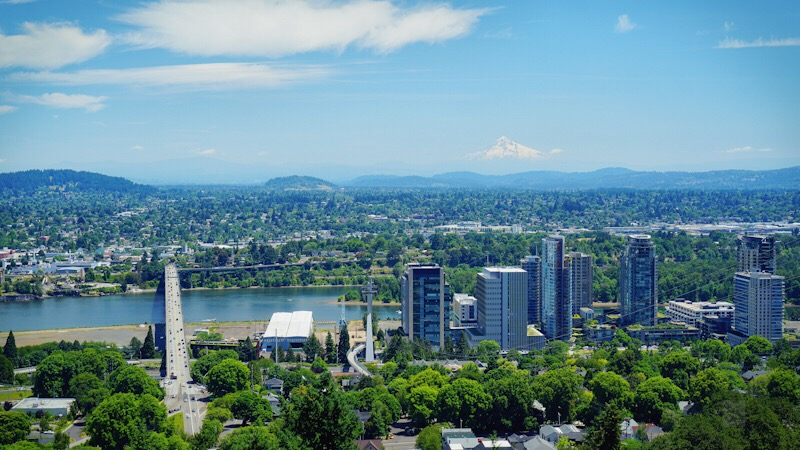Portland, Oregon - BT